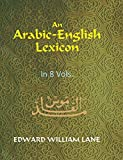 img - for An Arabic-English Lexicon (8 Vols. Set) book / textbook / text book