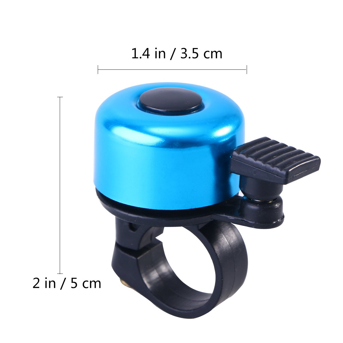 great look cozy fresh fast delivery Amazon.com: Aluminum Alloy Bicycle Handlebar Bell Bike Ring ...