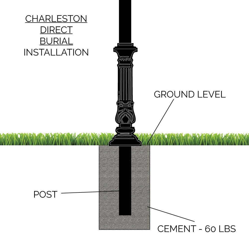 Addresses Of Distinction Charleston Large Mailbox Post System Metal Mailbox With Pineapple Finial Scroll Mounting Hardware Black Rust Resistant Mailbox Includes Address Plaque Mailboxes Accessories Hardware