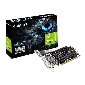 Amazon.com: Gigabyte Video/tarjetas gráficas gv-n720d3 – 1 ...