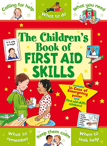 Children's Book of - First Aid Skills
