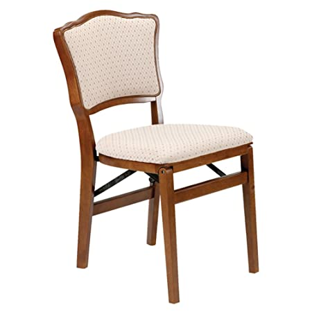 Stakmore French Folding Chair – Set of 2