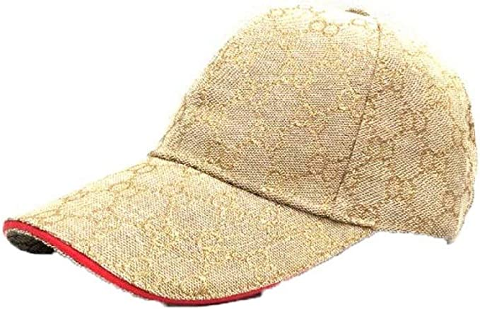 Bordado de Mujer Hilo de Plata de Oro Gorras de béisbol Sombreros ...