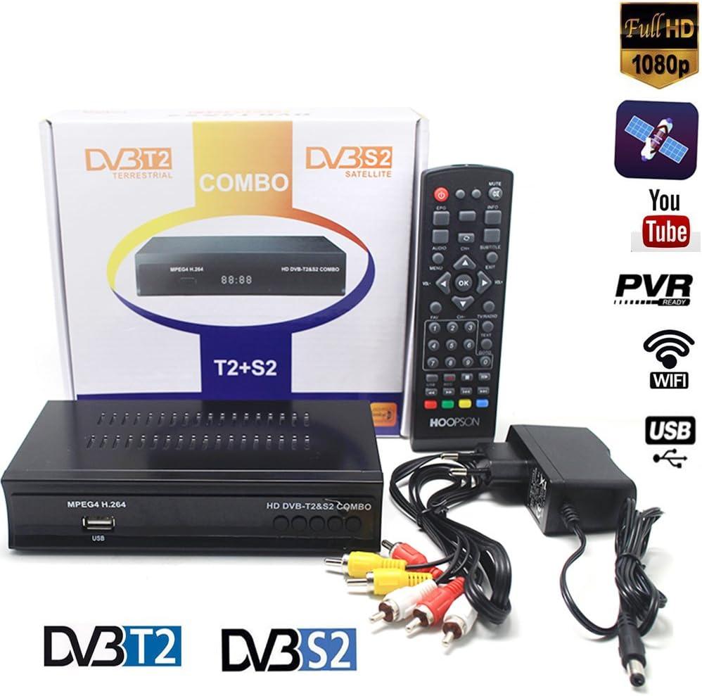Digitaler Satelliten Receiver Dvb T2 Dvb S2 Soc Combo Elektronik
