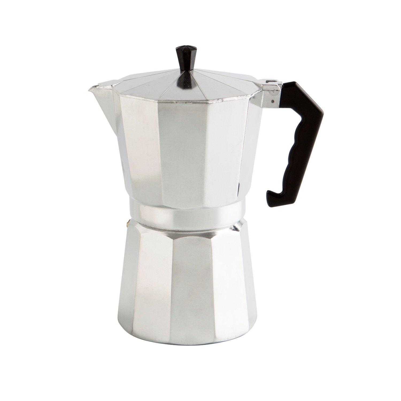 Quid Cafetera, Aluminio, 6 Tazas: Amazon.es: Hogar