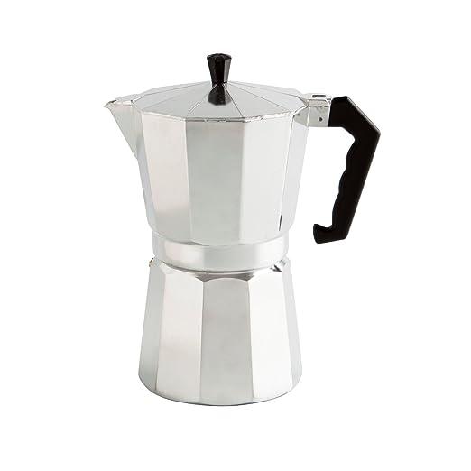 Quid Cafetera, Aluminio, 12 Tazas