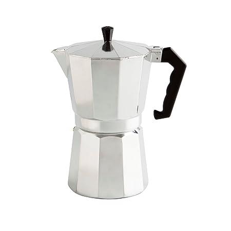 Quid Cafetera, Aluminio, 12 Tazas: Amazon.es: Hogar