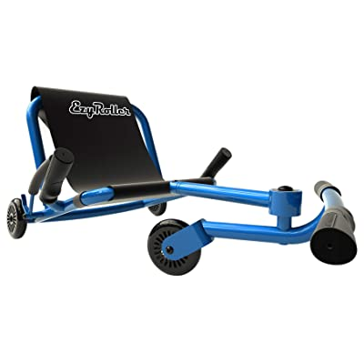 EzyRoller Classic Ride On - Blue: Toys & Games