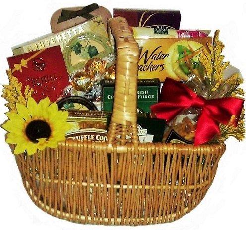 get well fruit basket - 6