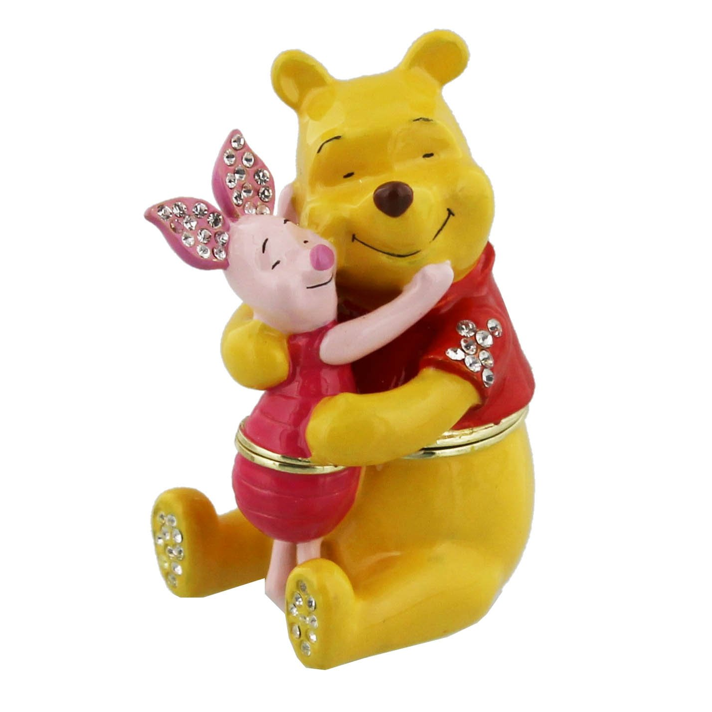 Disney Trinket Box - Pooh and Piglet
