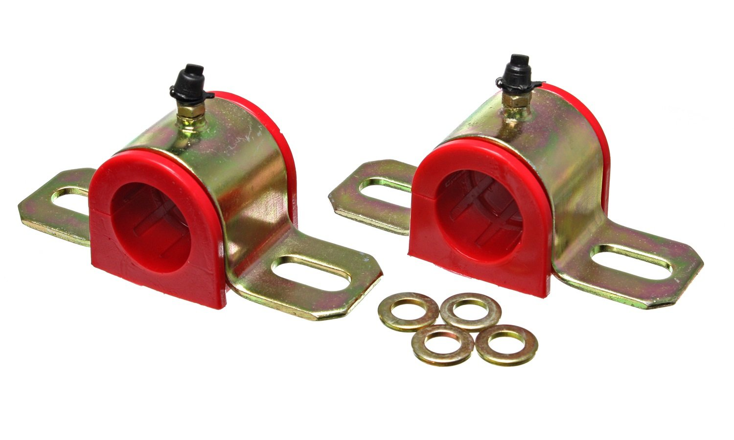 Energy Suspension 9.5168R 1-3/8'' Greasable Sway Bar Set by Energy Suspension
