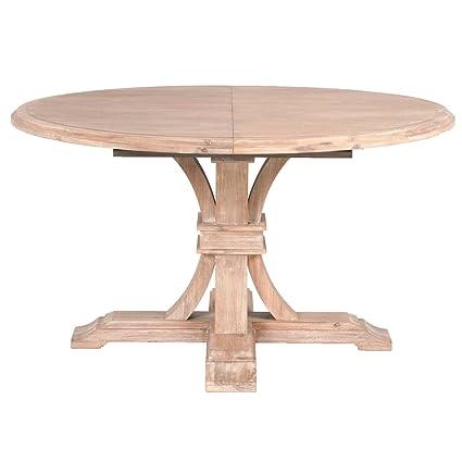 Extension Round Devon TableStone Wash Tables Dining l1cFK3uTJ