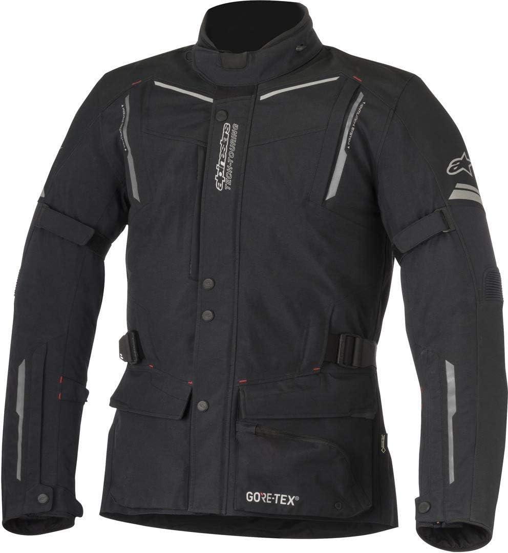 Black//RED Large Alpinestars Guayana Gore-Tex Jacket
