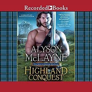 Highland Conquest Audiobook