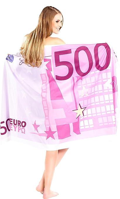 Serviette De Bain 500 Euros.Pearl Serviette De Bain En Microfibre Rose 180 X 90 Cm