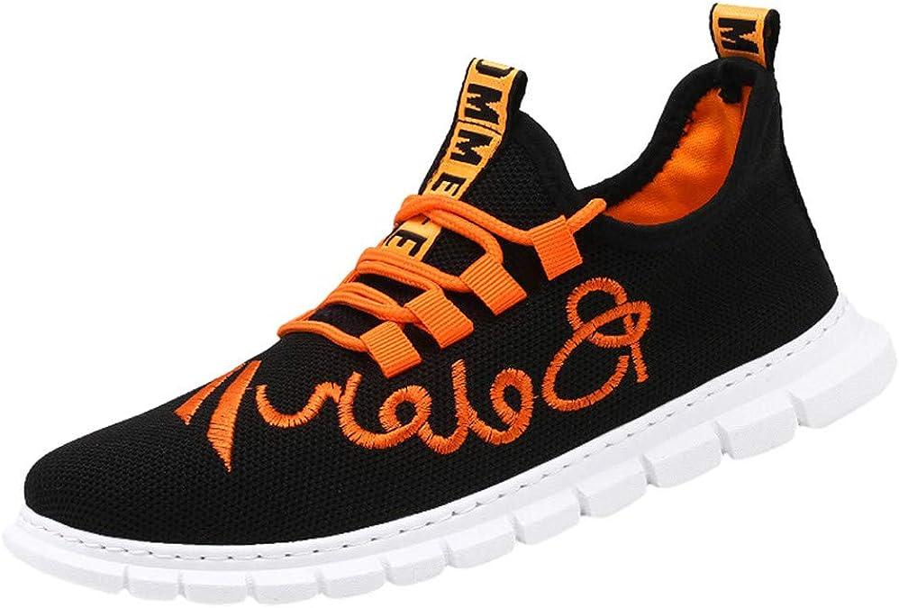 Zapatillas de Correr Hombre Casual Moda Cómodas Calzado para ...