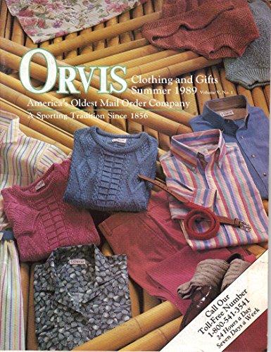 Orvis Catalog, Manchester VT (Summer, 1989)