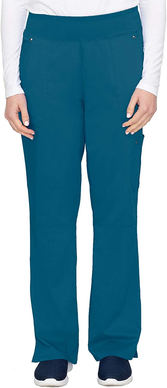 healing hands Purple Label Women's Tori Pant – Five Pocket Cargo Scrub Pant
