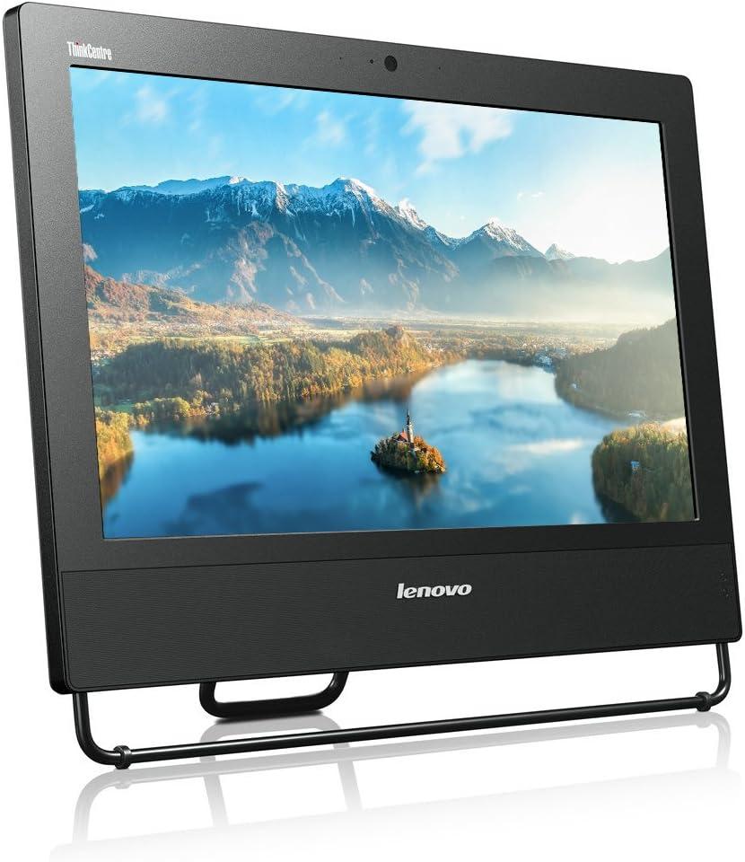 Lenovo ThinkCentre M73z 20in All-in-One Desktop PC - Intel Core i5-4570S 2.9GHz, 6GB, 500GB HDD, DVD, Webcam, Windows 10 Pro (Renewed)