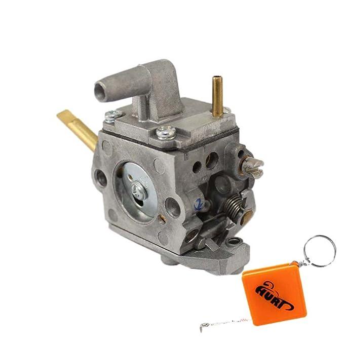 Huri - Carburador y junta de repuesto para desbrozadora Stihl ...