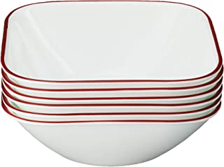 product image for Corelle Square Splendor 22-Ounce Bowl Set (6-Piece)