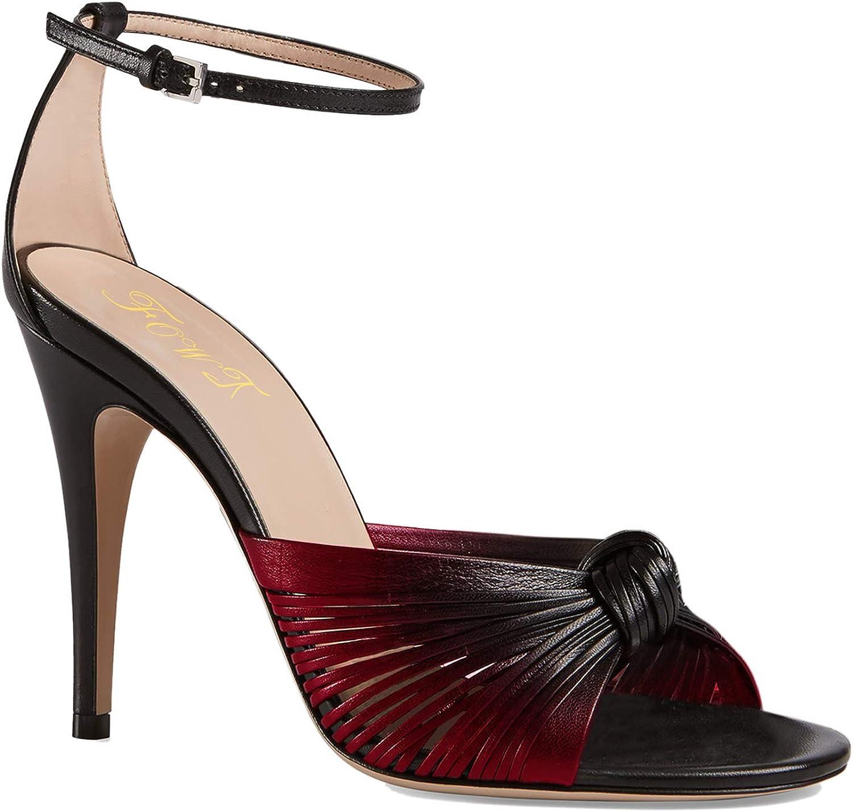 FOWT Women High Heel Sandals