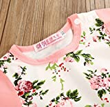 Newborn Baby Girl Clothes Cute Floral Long Sleeve