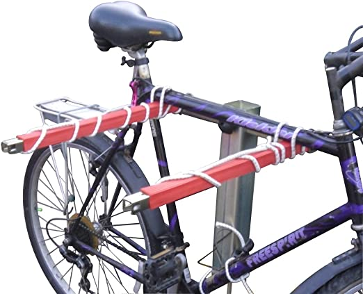 BAK-RAK 4 o 5 remolque para bicicleta (y transportín) Portacargas ...