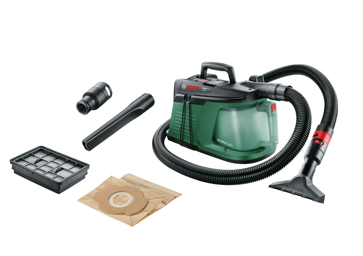 Acquisto Bosch Home and Garden 06033D1000 Aspiratore Compatto, 700 Watt, W, Verde Prezzo offerta