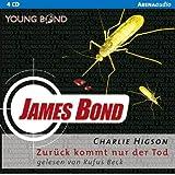 James Bond, Zurück kommt nur der Tod, 4 Audio-CDs
