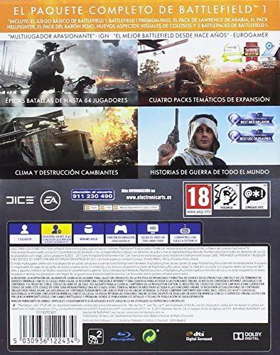 Battlefield 1 - Edición Revolution: Amazon.es: Videojuegos