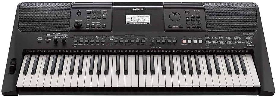 Yamaha PSR-E463 - Teclado digital portátil para principiantes ...