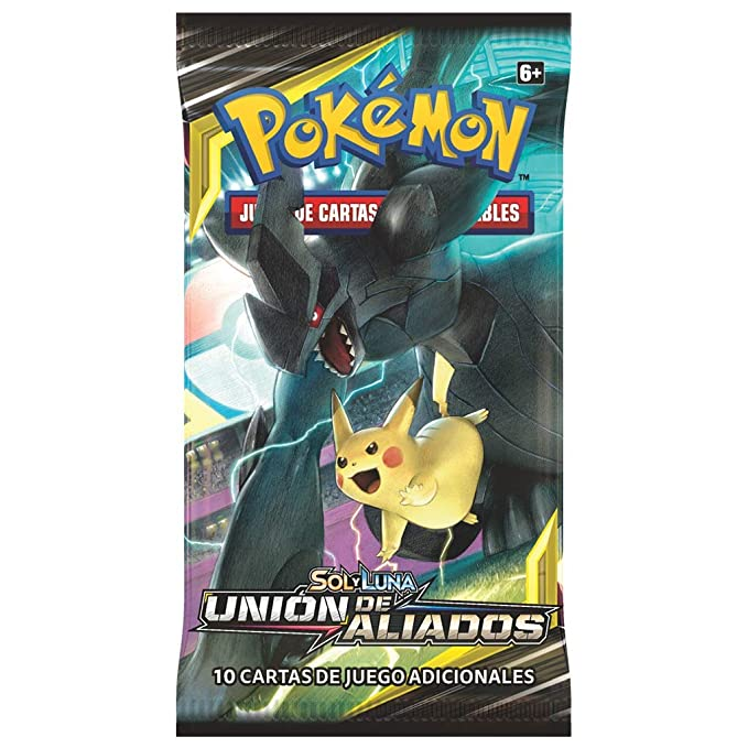 Amazon.com: Pokémon Sun and Moon: Union of Allies - Sobre ...