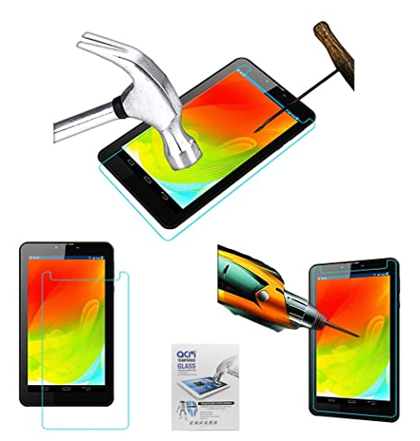 Acm Tempered Glass Screenguard for Swipe Slice 3g Screen Guard Scratch Protector Touch Screen Tablet Screen Protectors