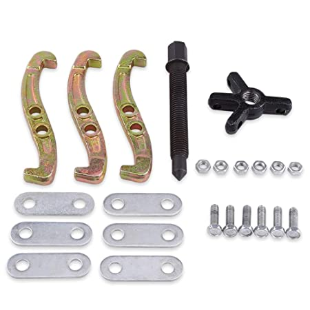 Suuonee Tire Changer Black Tire Changer Machine Plastic Nylon Mount Demount Duck Head Kit Dia 28mm 30mm 28MM