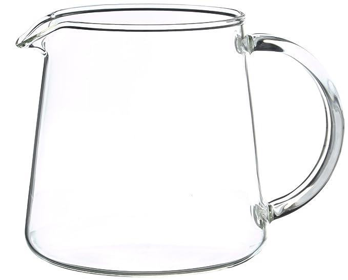 Trendglas Jena - Jarra lechera (0,5 L): Amazon.es: Hogar