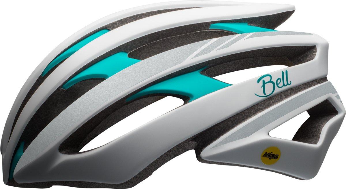 BELL Stratus MIPS Damen Rennrad Fahrrad Helm weiß grün 2017