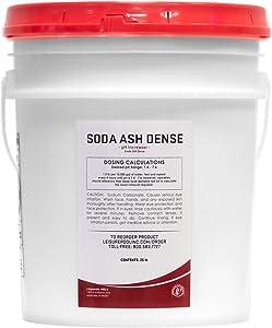 Leisure Pool 25 lb. pH Increaser (Soda Ash Dense)