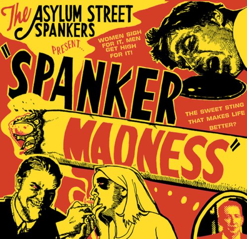 Spanker Madness by Yellow Dog Records