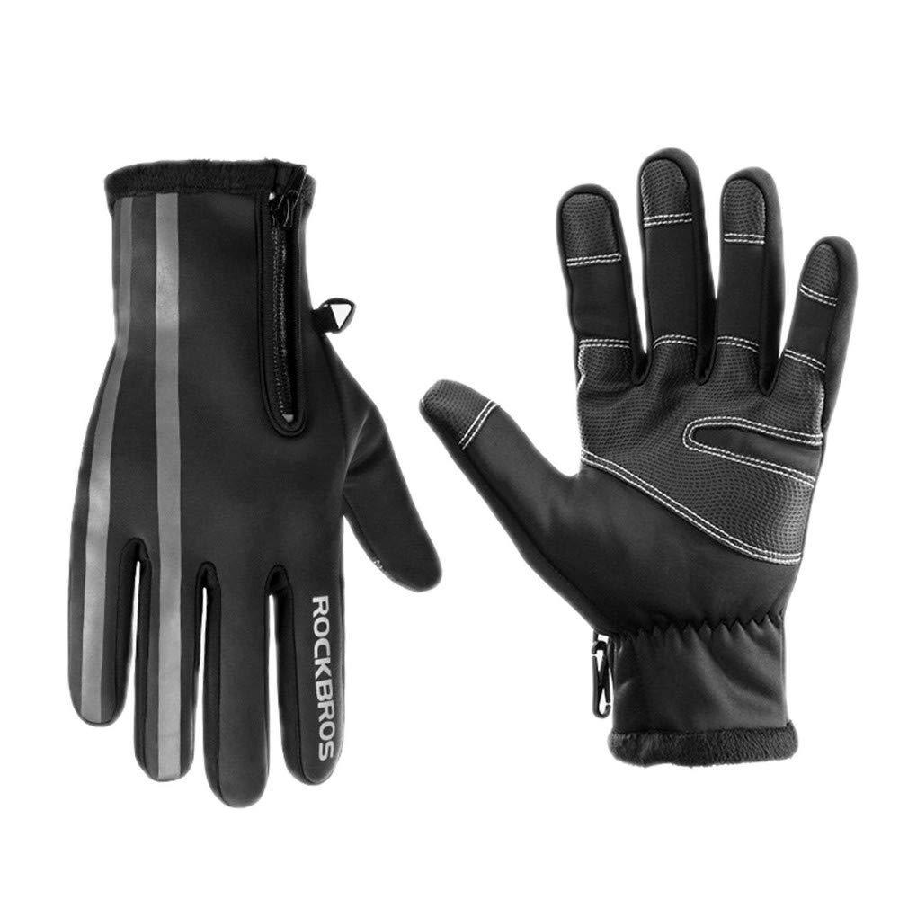 Dedasmxm APPAREL メンズ 黒 Cycling Gloves Small