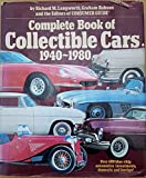 Complete Book Of Collectible Cars 1940-1980