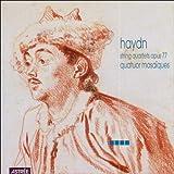 Haydn: String Quartets Op 77 /Quatuor Mosaiques