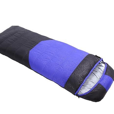 Saco De Dormir Xin Su Envelope Con Bolsa De Compresión Cómodo Liviano Portátil Equipo De Acampada