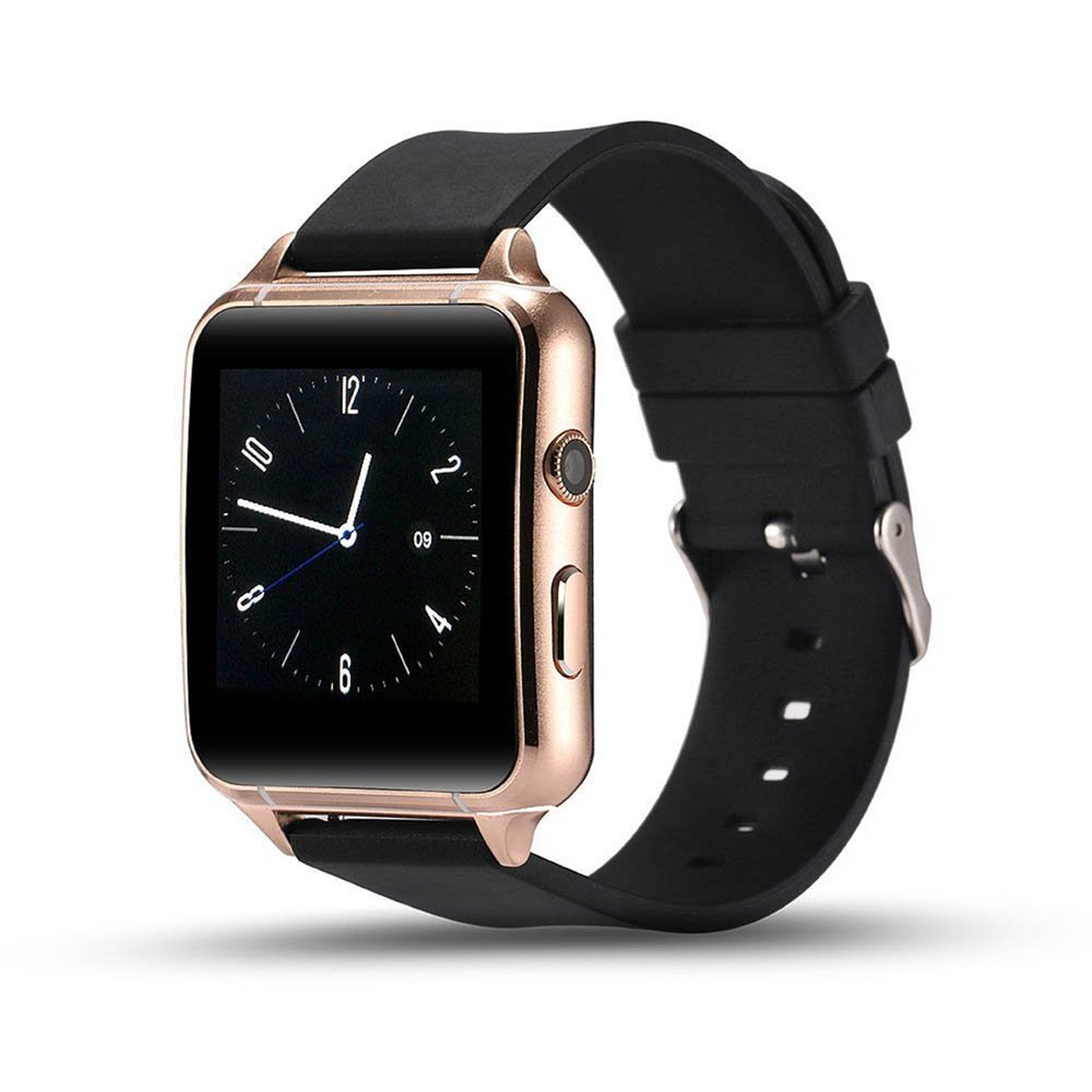 High-End diseño SmartWatch, redonda SmartWatch Touch Screen ...