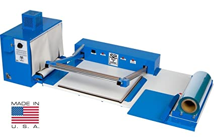 amazon com l bar heat sealer shrink wrap machine impulse sealer
