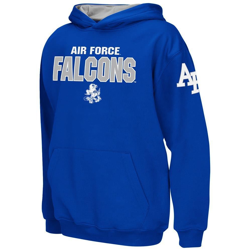 Kids AIR FORCE FALCONS Poly用プルオーバーパーカー   B074G57HYH