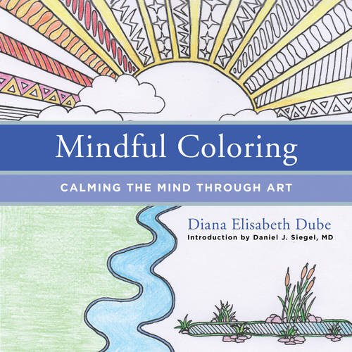 Mindful Coloring Calming Mind Through product image