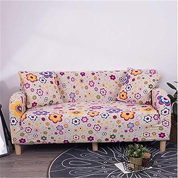 SHazing Funda para sofá de Estilo Verano, elástica ...
