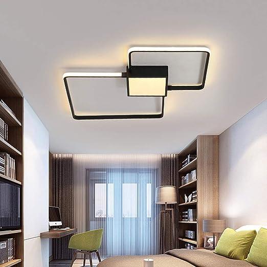 Lámpara LED de techo regulable para dormitorio 3000 K 6000