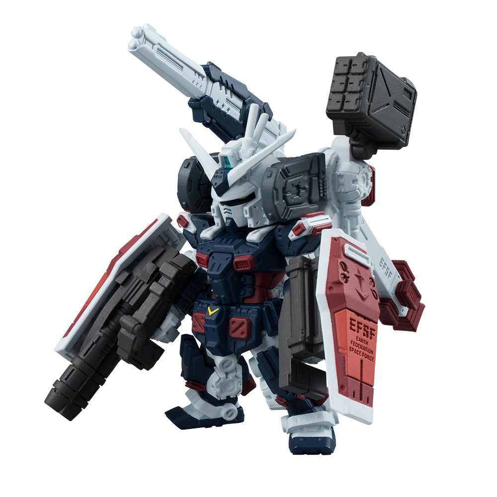 Full Armor Gundam FW GUNDAM CONVERGE EX13 one pieces shokugan   gum (Mobile Suit Gundam)